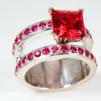 July Birthstone Jewelry: the Ruby