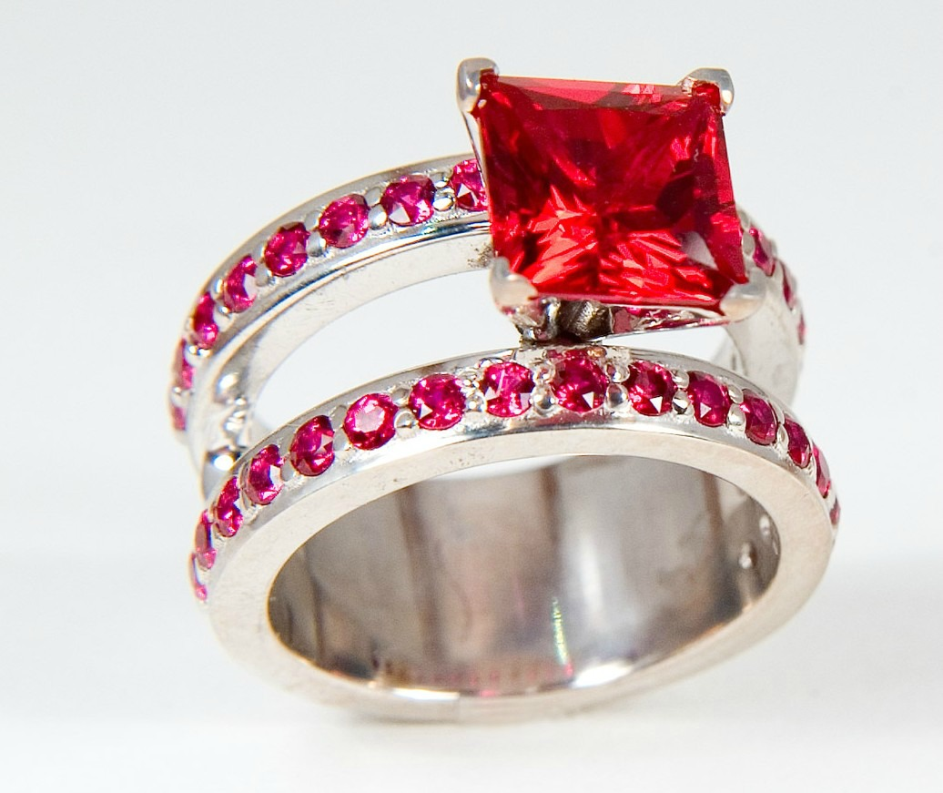 July Birthstone Jewelry The Ruby Birth Stone Magic