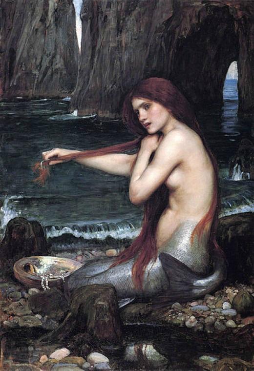 Aquamarine: the birthstone of the Mermaids