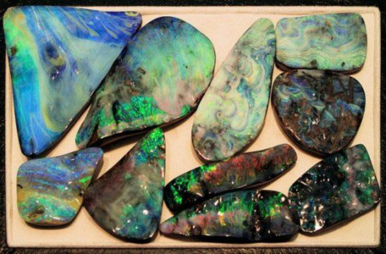 Opal in All Its Iridescence