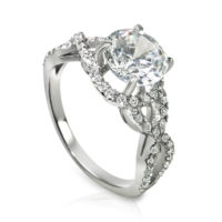 Diamond Rings – April Birthstones are Truly a Woman's Best Friend
