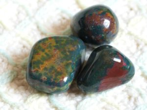 Bloodstone: March Birthstone
