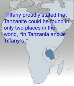 December Birthstone Tanzanite