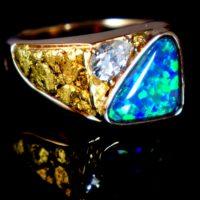 Birthstone Rings for Men