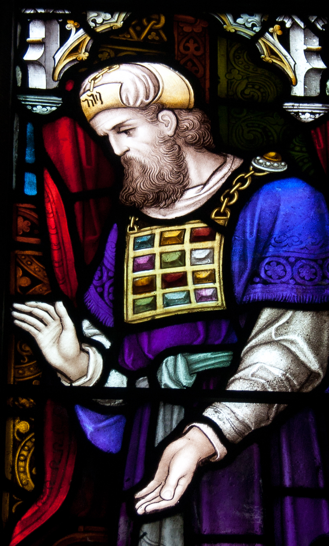Gems Of The Bible The Breastplate Of Aaron Birth Stone Magic