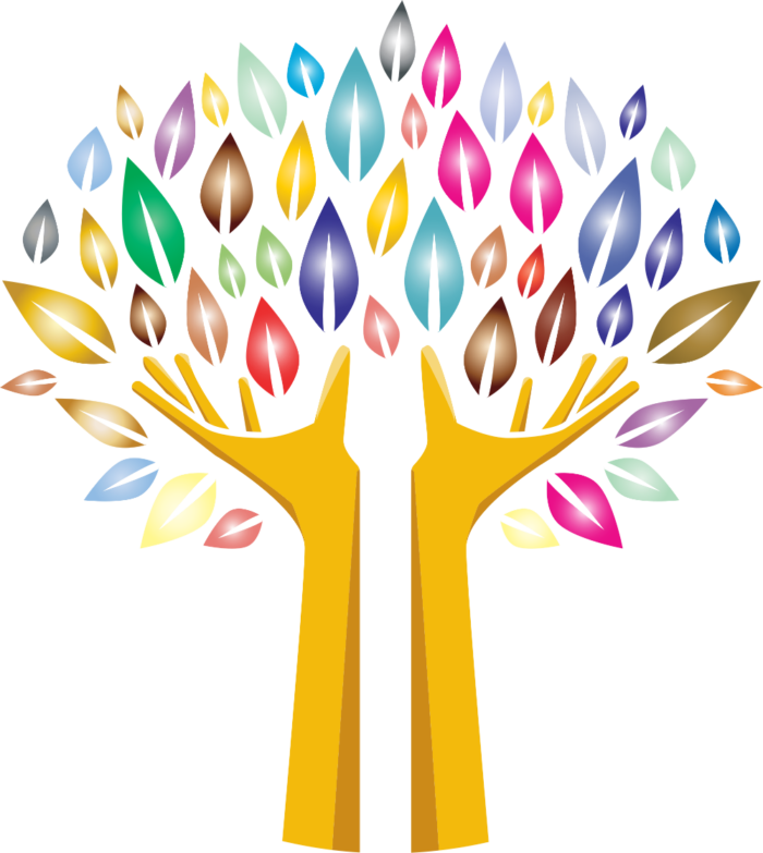 Family Tree Birthstone Pendant