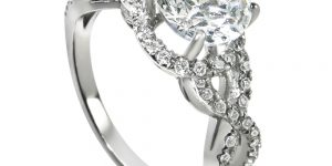 The Diamond birthstone ring truly a Woman's Best Friend