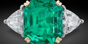 Emerald Birthstone Jewelry: Birthstone of May