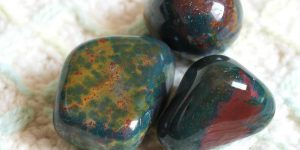 Bloodstone Jewelry from the Red-Green Birthstone of March